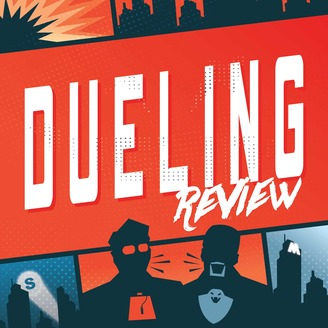 Dueling Review - album art