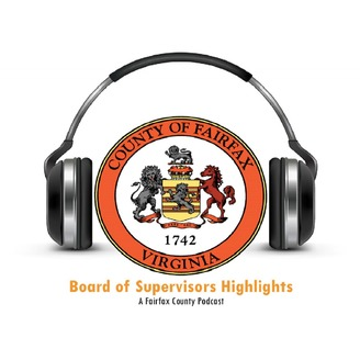 Fairfax County Board of Supervisors Meeting Highlights Podcast - album art