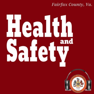 Fairfax County Health and Safety Podcast - album art