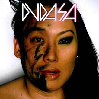 DVDASA with David Choe and Asa Akira - album art