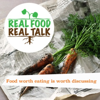 Real Food Real Talk - album art