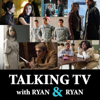 Talking TV With Ryan and Ryan - album art