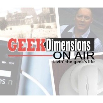 Geek Dimensions On Air Podcast - album art