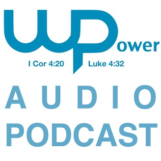Word of Power Audio Podcast - album art