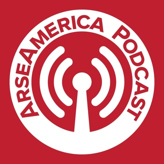 ArseAmerica Podcast - album art