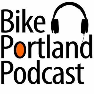 BikePortland Podcast - album art