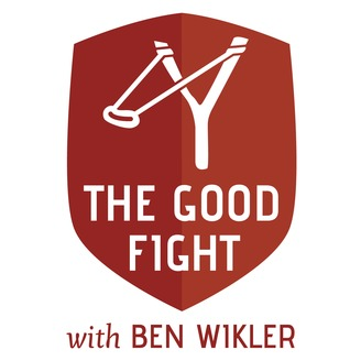 The Good Fight, with Ben Wikler - album art