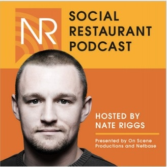 Social Restaurant Podcast with Nate Riggs - album art