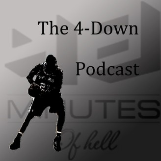 The 4-Down Podcast - album art