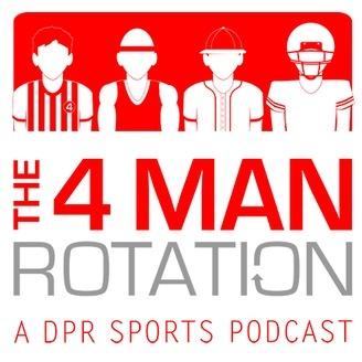 The Four Man Rotation - album art