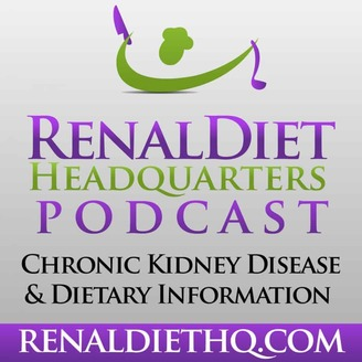 Renal Diet Menu Headquarters » Podcast - album art