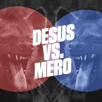 Complex Presents: Desus vs. Mero - album art