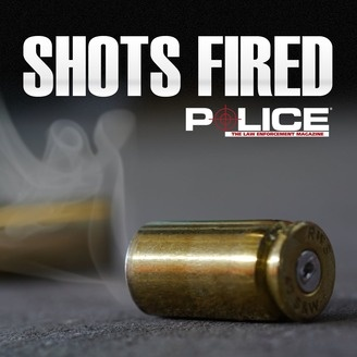 Shots Fired by POLICE Magazine - album art