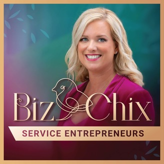 The Biz Chix Podcast: Female Entrepreneurs | Business | Work Family Balance | Productivity - Website: bizchix.com - album art
