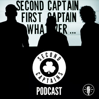 Second Captains @ The Irish Times - album art