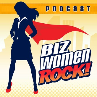 Biz Women Rock! with Katie Krimitsos - album art