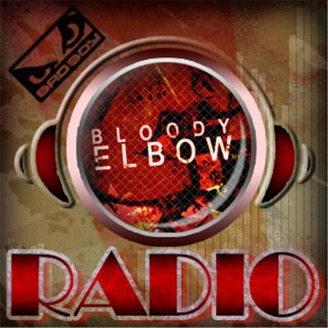 Bloody Elbow Radio - album art