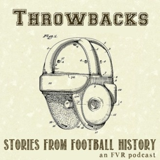Throwbacks: Stories from Pro Football History - album art