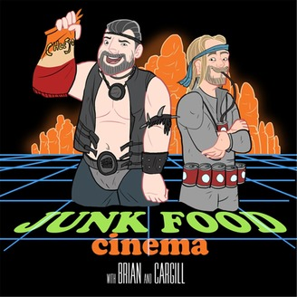 Junkfood Cinema - album art