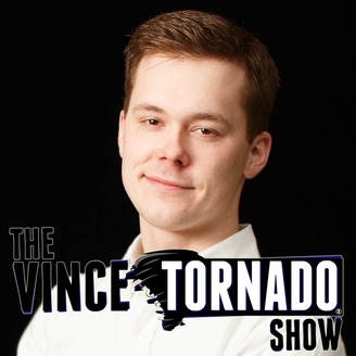 The Vince Tornado Show - album art