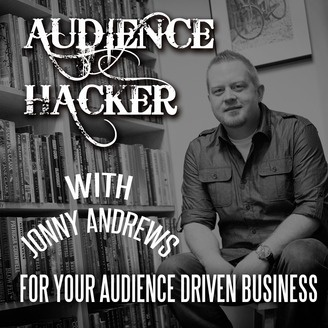 Audience Hacker: For Author-Entrepreneurs, Content Marketers And Your Audience Driven Business - album art
