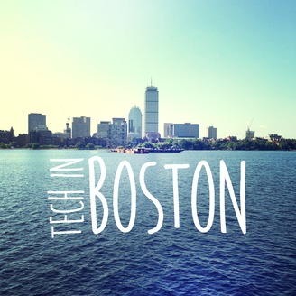 Tech In Boston - album art