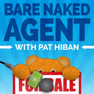 Bare Naked Agent - album art