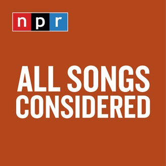 NPR: All Songs Considered Podcast - album art