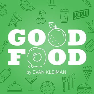 KCRW's Good Food - album art