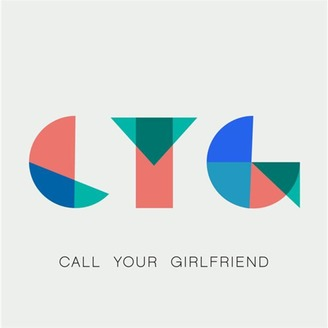 Logo for Call Your Girlfriend