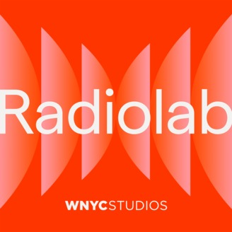 Radiolab from WNYC - album art