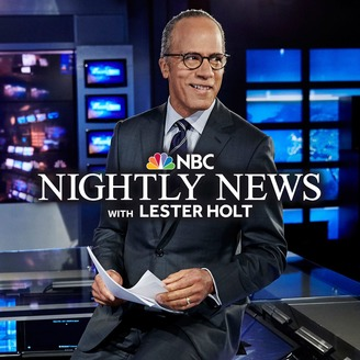 NBC Nightly News (audio) - album art