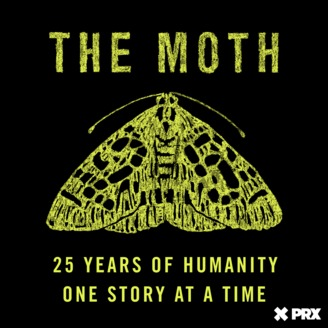 The Moth Podcast - album art