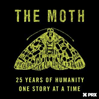 The Moth Podcast - album art