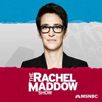 MSNBC Rachel Maddow (audio) - album art