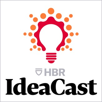 HBR IdeaCast - album art