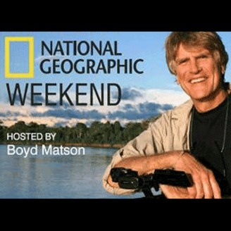 National Geographic Weekend - album art