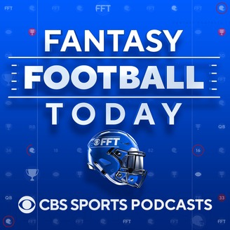 CBSSports.com Fantasy Football Today Podcast - album art