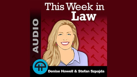 TWiL 245: Pirate Bay or Google? from This Week in Law (MP3)