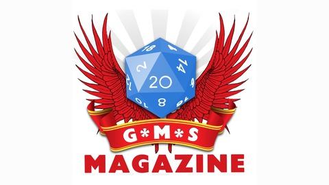 The RPG Interview Room - Charisma +1: The Guide to Convention Etiquette for Gamers, Geeks & the Socially Awkward from G*M*S Magazine Podcast Channel