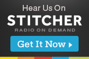 Social Media Links-Listen to Stitcher